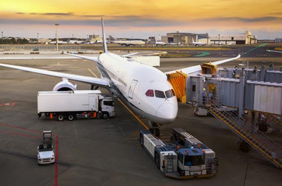 成田空港からの航空貨物集配